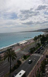 3歳の娘と子連れ海外旅行、南フランスの旅 ニース観光コートダジュール
